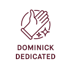 Domick dedicated